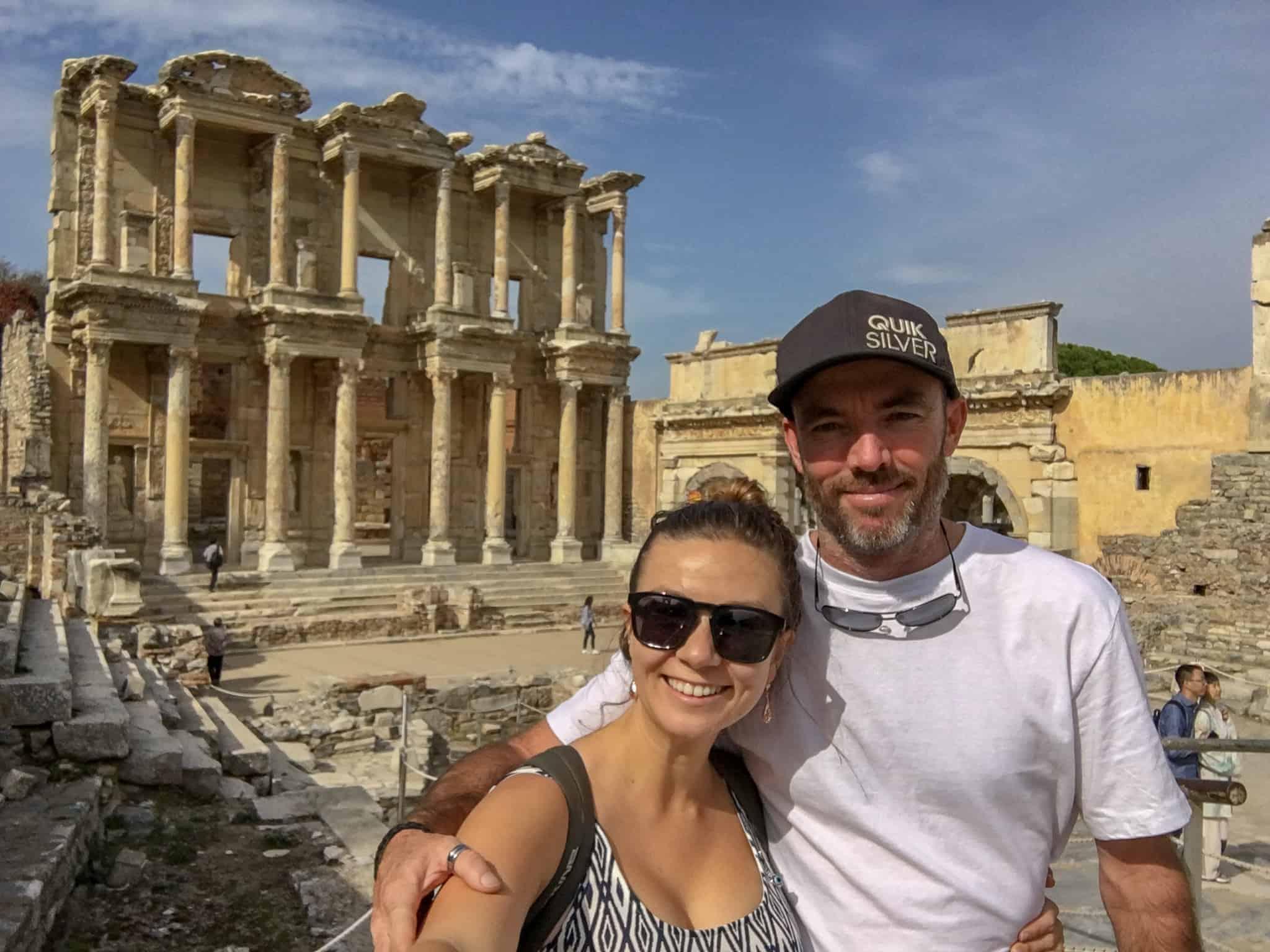 Travel to Ephesus