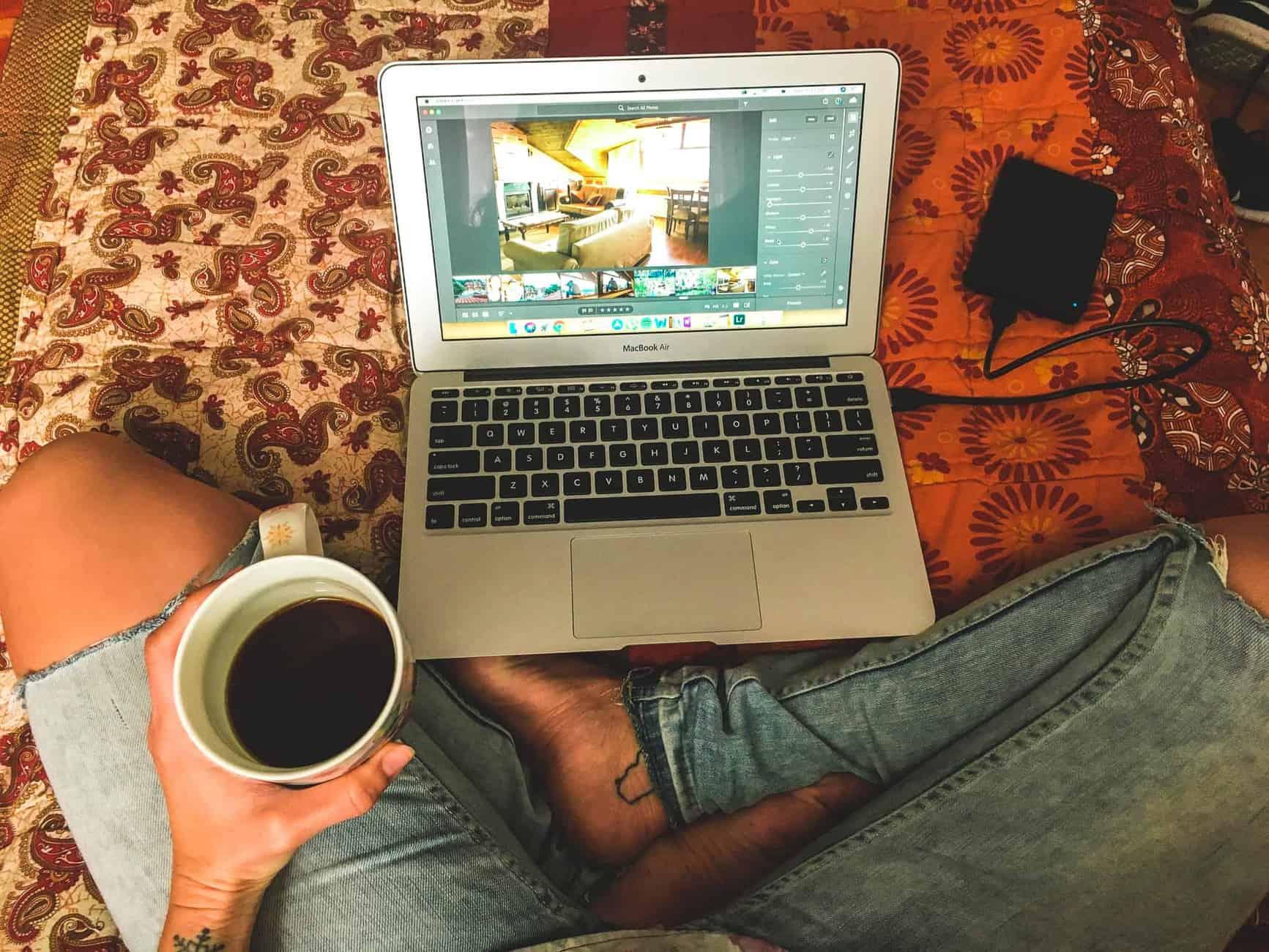 Blogging in Split