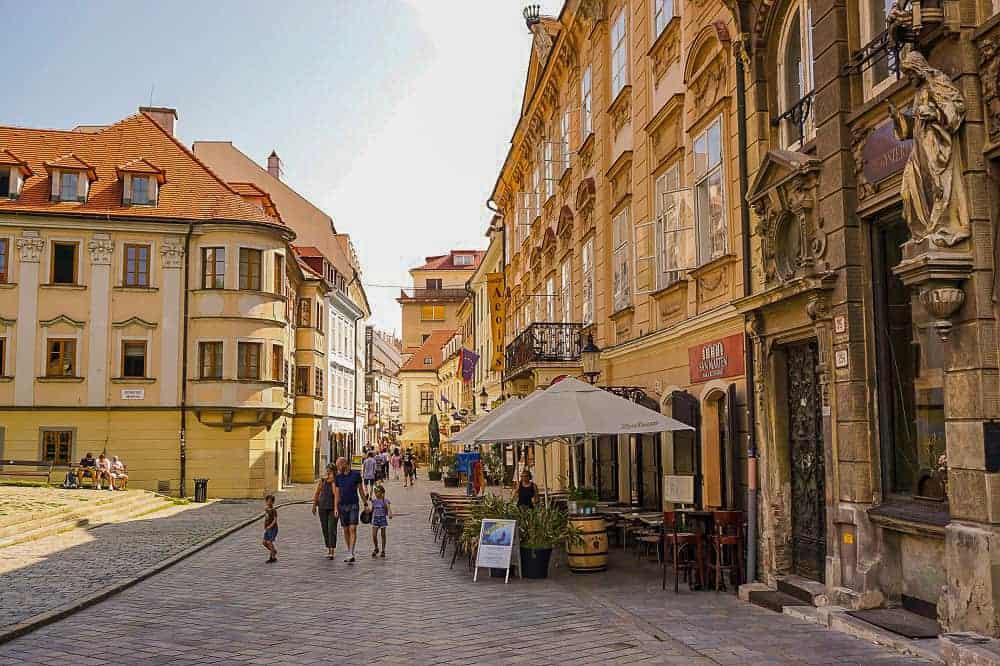 Bratislava. Photo by Pashmina at The Gone Goat