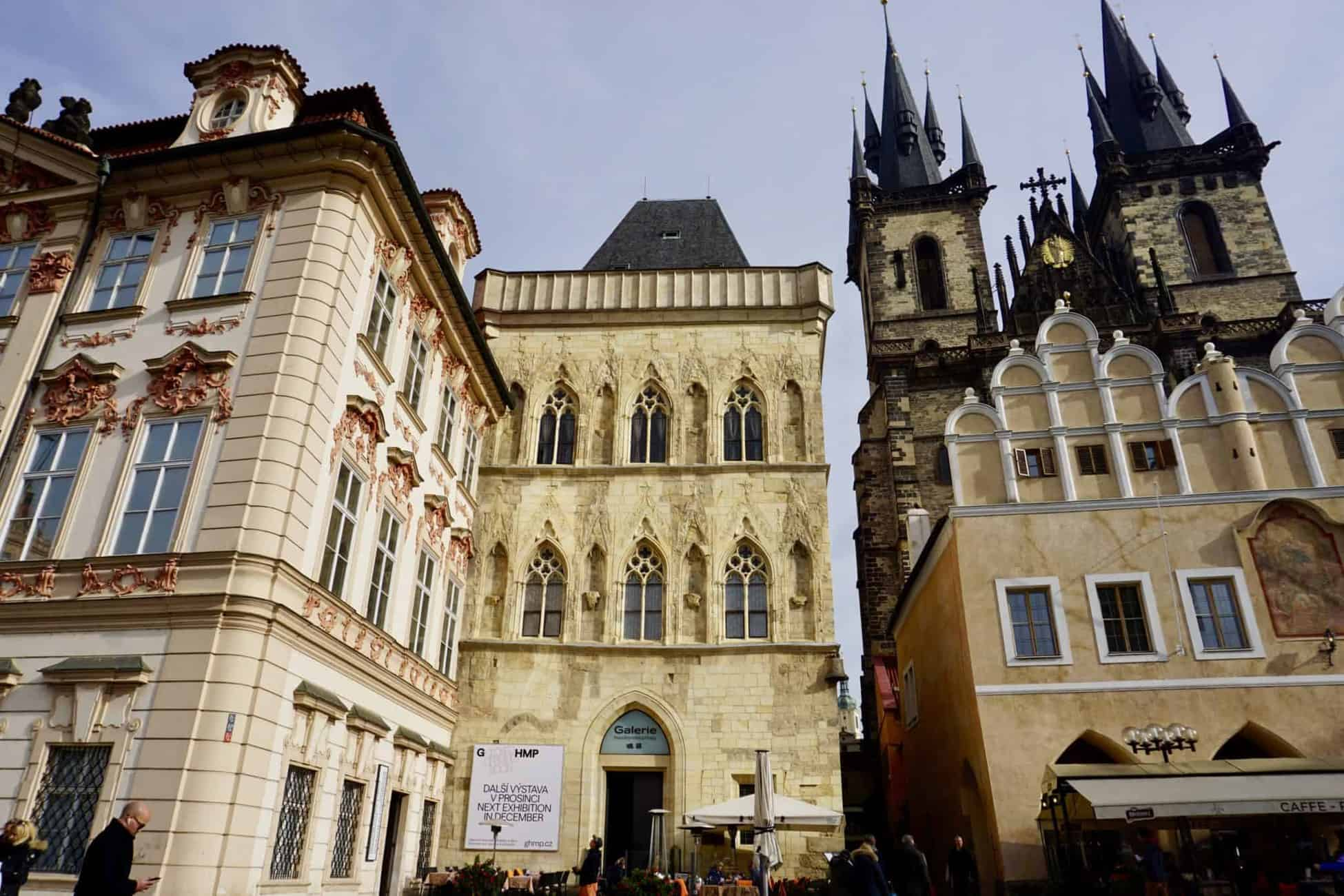 Prague Old Town. Photo by Wendy from Empty Nesters Hit the Road