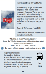 Istanbul ebook page how to get to istanbul
