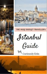 The huge budget traveller's Istanbul Guide Ebook freebies