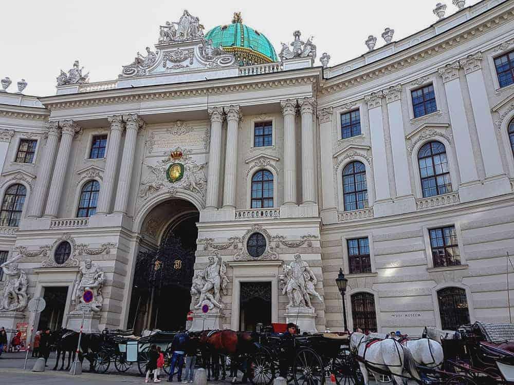 Vienna free walking tour. Photo by Linda from Travel Tyrol.