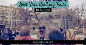 Free Walking Tour in Europe