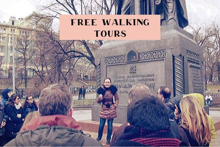 Best Free Walking Tours in Europe