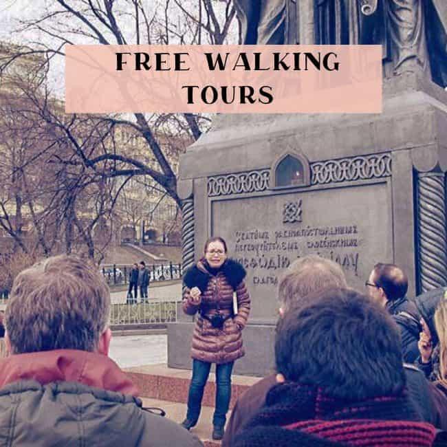 Free things Europe