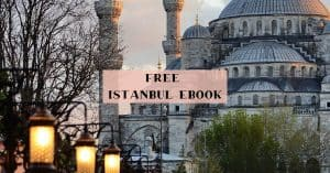 Istanbul ebook travel guide