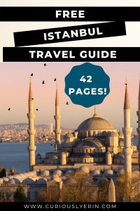 Are you dreaming about visiting Istanbul? This European city is on the bucket list of many for good reason. The crazy, exciting and culturally diverse city of Istanbul - where the east meets the west. In this article get tips for visiting Istanbul, where to eat in Istanbul, where to stay istanbul, the best walking tours (some are free!) Make sure you add spend at least 3 days in Istanbul to experience it's vibrancy. #Istanbul #Travelturkey #Istanbulguide #wheretostayinistanbul