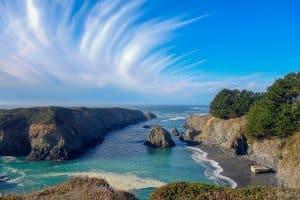 Beautiful northern California beaches