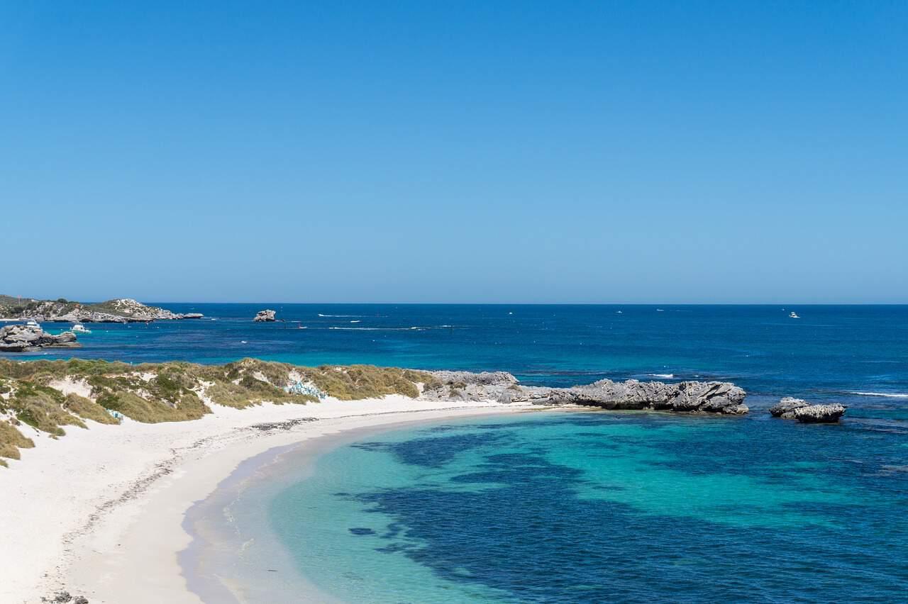 Rottnest Island in Western Australia