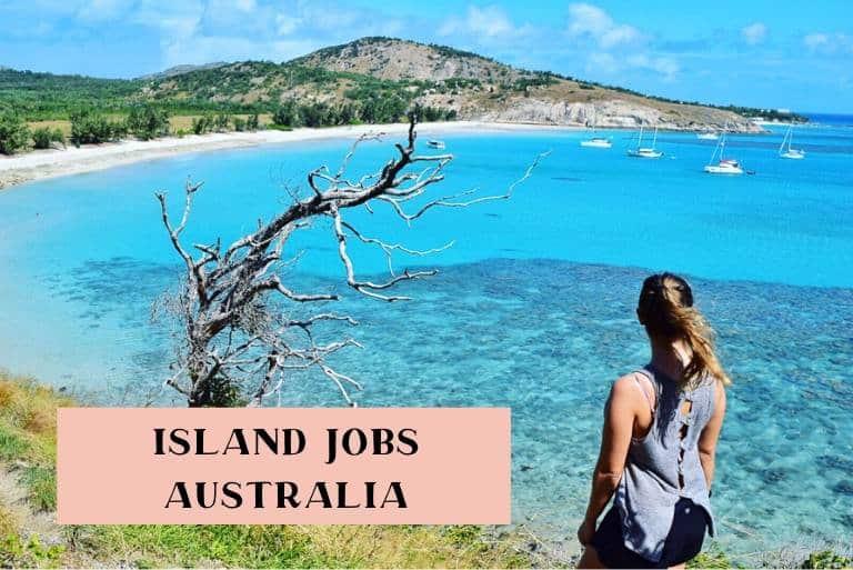 island jobs Australia