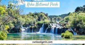 Krka National Park facebook