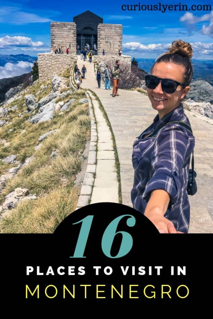 Montenegro is a perfect destination for budget travel and backpacking. Make sure you visit Kotor, Tivat, Budva, Bar, Durmitor National Park, Lake Skadar and more. Here are my top 16 places to visit when backpacking Montenegro #montenegro #backpacking #europetravel #budgetdestinations