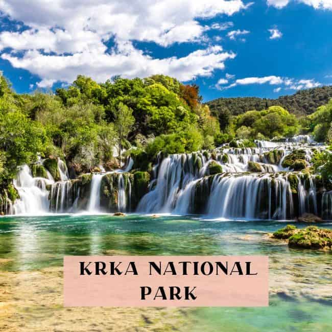 Visit Krka National Park Croatia