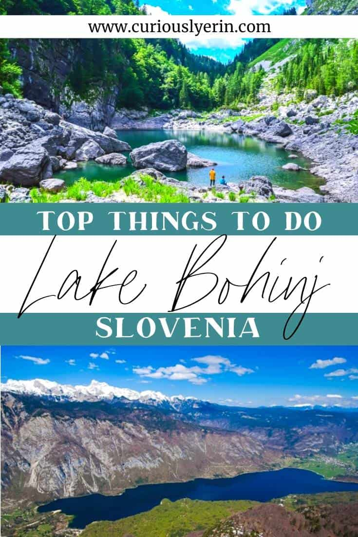 7 Amazing Things To Do In Bohinj, Slovenia