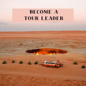 Tour leader jobs