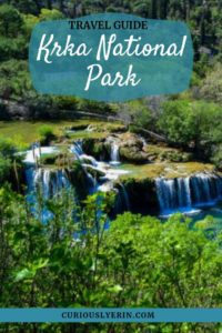 Krka National Park is one of the most incredible national parks in Croatia. This complete guide to Krka NP will give you everything you need to plan your trip from how to get to Krka, what to do inside Krka NP and more | Things to do in Croatia | Waterfalls in Croatia | Day trips from Split | #KrkaNationalPark #Croatia #Balkans #BalkanTravel #Europe