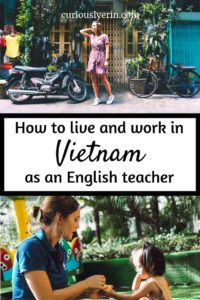 In this interview with Kat from Girls Gone Working, she tells us what it's like to live in Vietnam and teach English. Find out how you can get a job as an English teacher in Vietnam #TEFL #TESOL #Teachingenglish #Vietnam