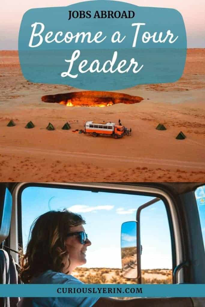 Are you wondering what jobs you can do while abroad? In this interview with @wanderingwelshgirl Louise tells you how you can become a tour leader, why she isn't called a tour guide and how to become a tour leader yourself. #jobsabroad #tourleader