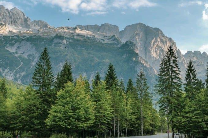 Valbona to Theth Accursed Mountains