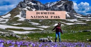 Hiking and Travel Guide Durmitor National Park