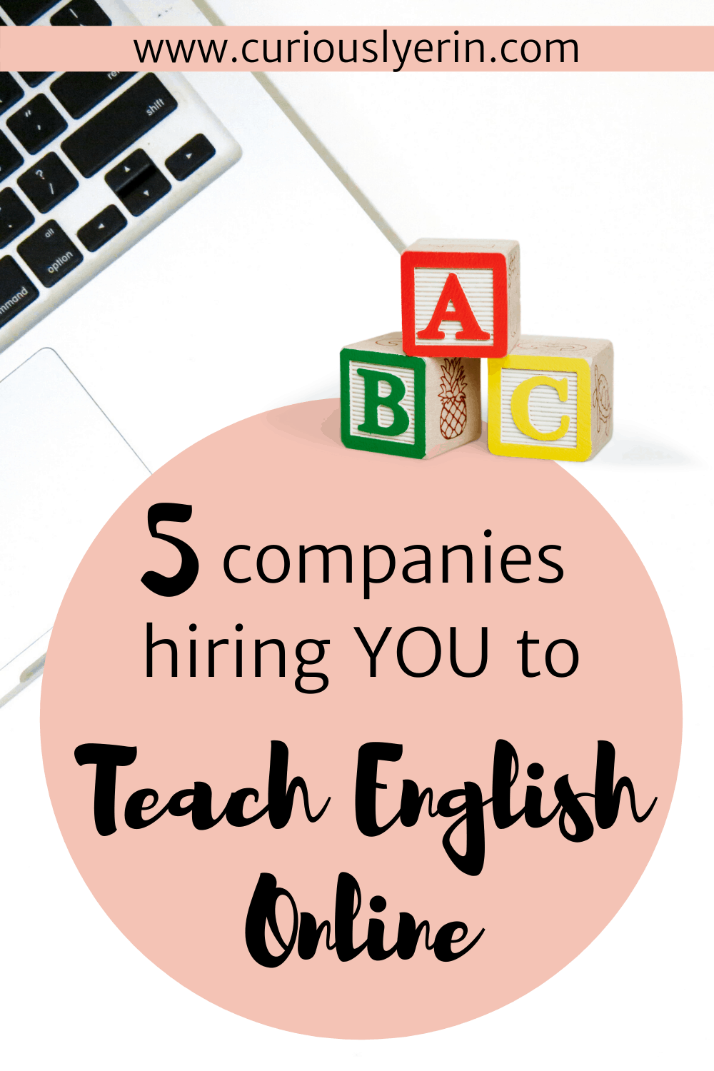 5 Reputable Companies Hiring you to Teach English Online