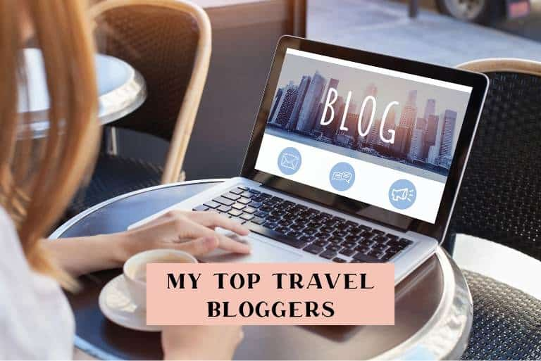 5 inspiring travel bloggers