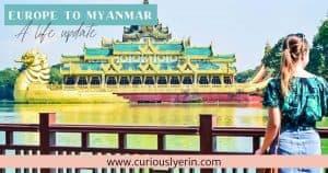 Europe to Myanmar FB