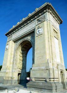 Arch de triumf Bucharest