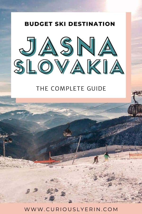 The Complete Guide to Skiing in Jasna, Slovakia