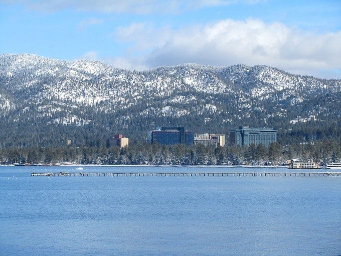 South Lake Tahoe has multiple ski resort which are contenders for the best Lake Tahoe ski resort