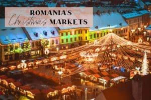 Romania's Christmas Markets featured