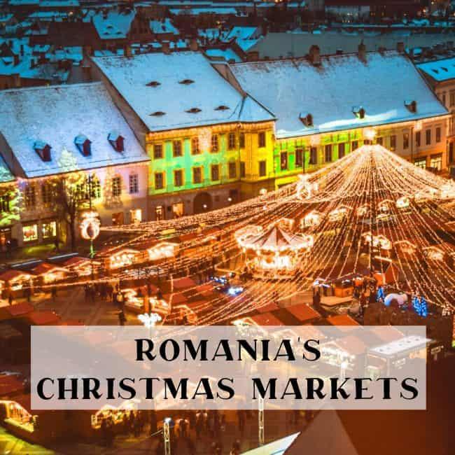 Romania's Christmas Markets