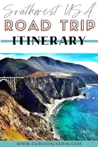 The ultimate 10 day southwest road trip itinerary. Complete with things to do and where to stay at each stop. #usaroadtripmap #usaroadtripdestinations #californiatravel #bestroadtrip