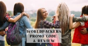 Worldpackers promo code facebook