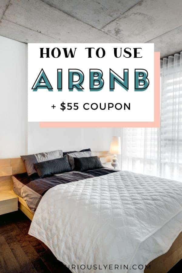 Heading on a trip soon? Before you book your accommodation make sure you check out Airbnb. I've also included a $55 discount for you here. Airbnb is the main way I book accommodation and will you save money and be more budget-friendly. Stay in incredible homey destinations around the world. #airbnbcoupon #traveltips #accommodation #budgettravel #moneysavingtips