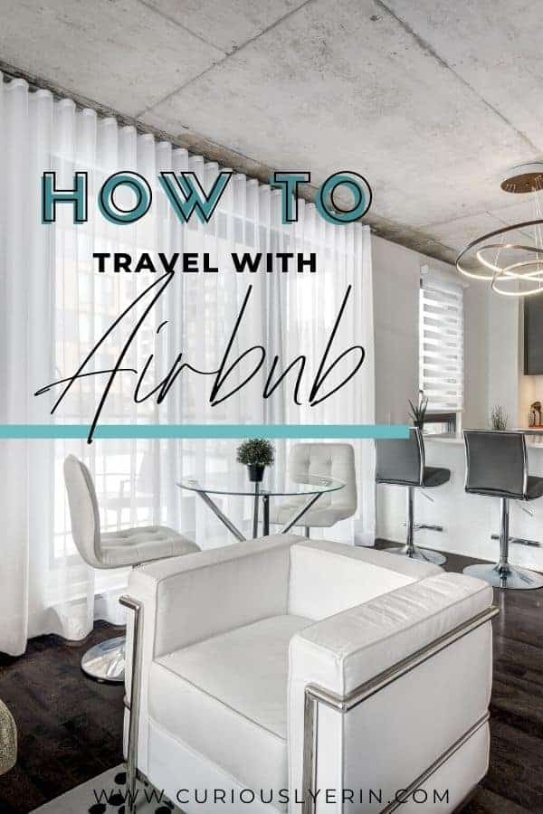 How to travel the world with Airbnb. If you haven't already started using Airbnb I would urge you to do so. For cheaper accommodation, relaxed home like atmosphere and great money-saving benefits like being able to cook your own meals #budgettravel #traveltips #cheaptravel