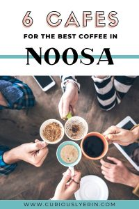 Coffee and cafe guide for Noosa, Queensland #Noosa #coffee #specialtycoffee