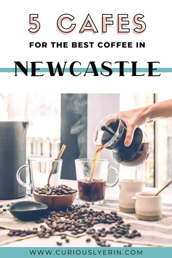 The top 5 places to find the best coffee in Newcastle. Newcastle Australia has a thriving coffee scene and great cafes where you can find espresso-based drinks, specialty coffee and iced-coffee delights. #travelaustralia #bestcoffee #cafesnewcastle