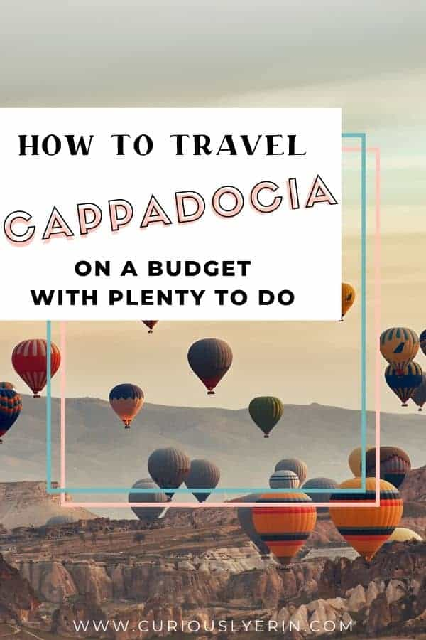 Explore the magical regio of Cappadocia in Turkey. Find out the top 10 things to do in Goreme and the surrounding areas #cappadocia #turkey #travel #cappadociaballoon #adventure