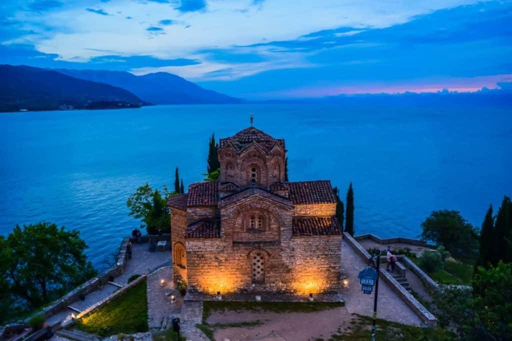 Lake Ohrid - Lesser known European destination