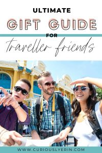 Ultimate gift guide for friends going travelling 16 of the best gifts for friends going travelling #giftguide #practicalgifts #fungifts #sustainablegifts #ecofriendly #usefulgifts #bestfriends #besties