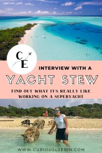 In this interview with a yacht stew find out about life on board a superyacht, how many hours you are expected to work, what your holidays are like and other questions you want answered before getting ayacht job #yachties #superyachtcrew #superyachtstewardess #workandtravel