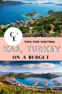 In this guide to exploring Kas, Turkey you will discover what makes the town so special, where to stay, how to get to Kas and the best things to do in Kas. #travelturkey #thingstodo #bucketlistdestinations