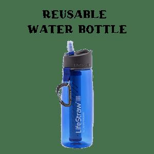 Lifestraw Reusable Water Bottle