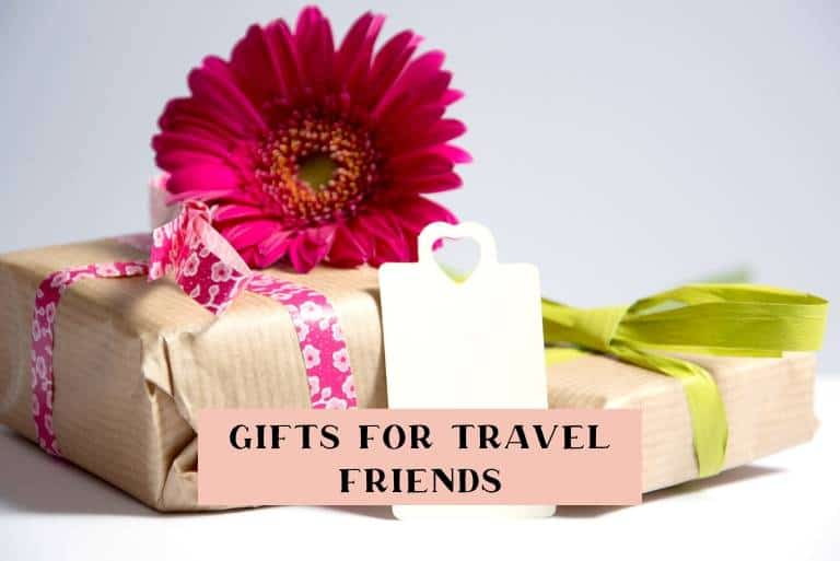 Gifts for friends going travelling