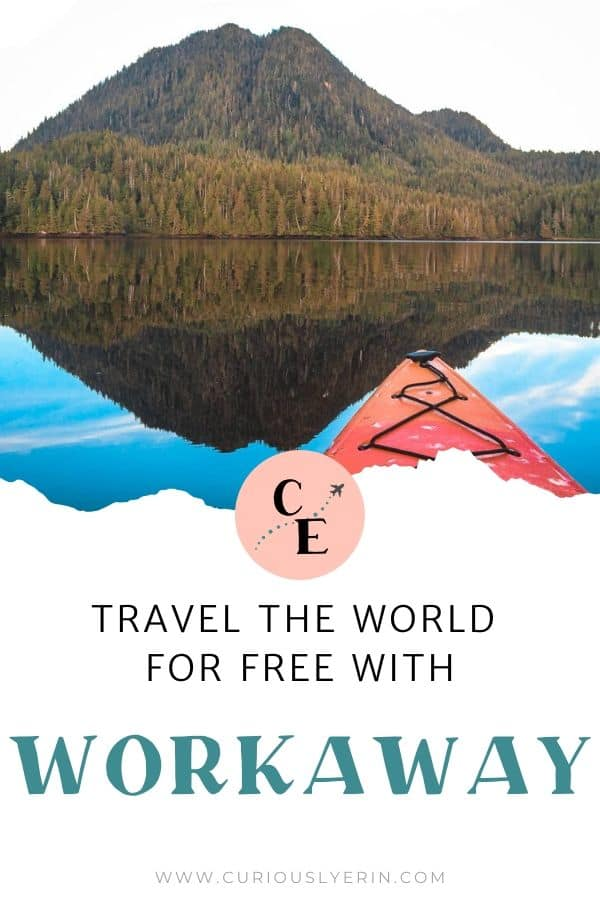 Tips on using the Workaway program to travel the world for free. Find out why you should sign up for Workaway, how to create a standout profile and the perfect message to send to hosts. #workaway #voluntourism #workexchangeprograms