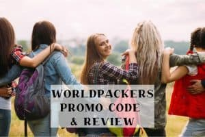 Worldpackers promo code & review
