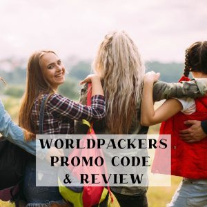 Worldpackers promo code and review blog