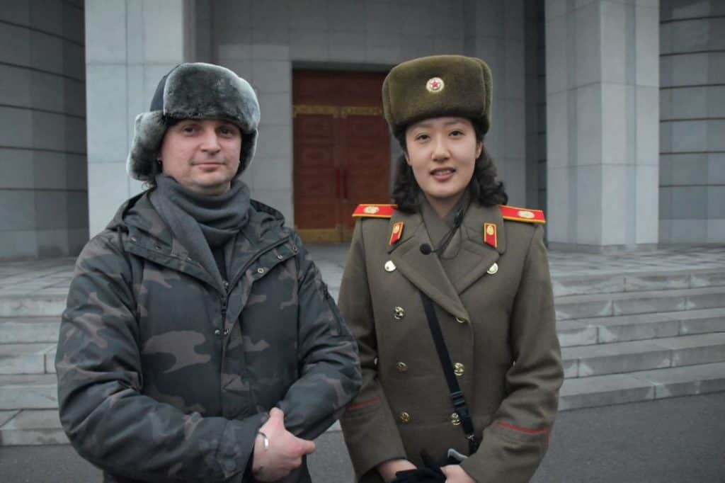 North Korea Christmas